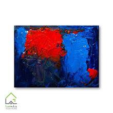 استیو جانسون - آبی قرمز