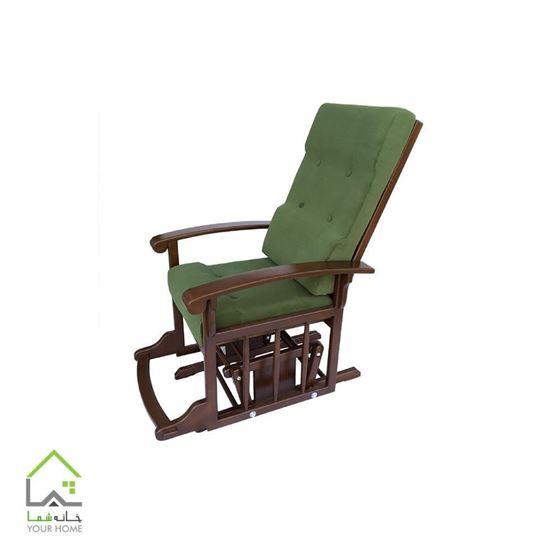تصویر صندلی راک مدل مکانیکی