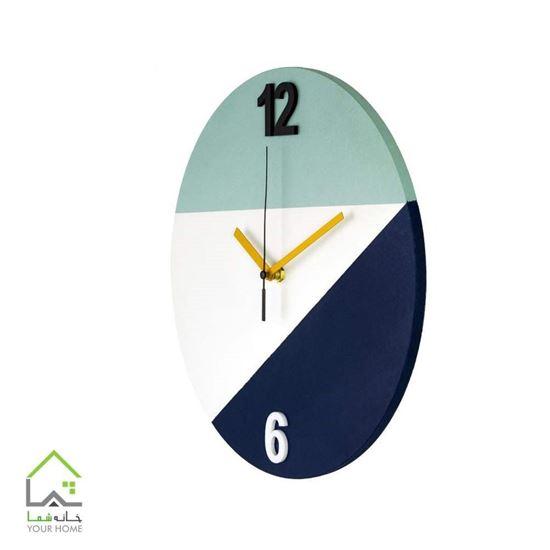 ساعت دیواری آرام مدل هنرکار SD1011
