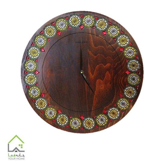 تصویر ساعت دیواری مدل فاخته