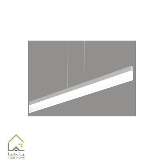 تصویر لوستر SMD و led خطی ماد طول 100