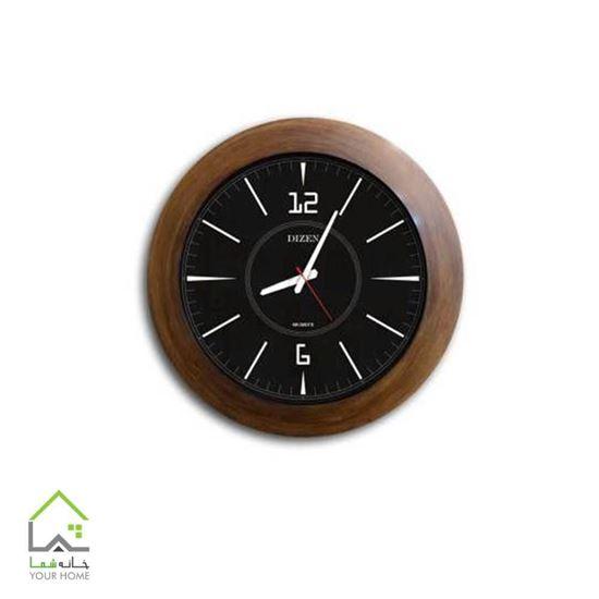 تصویر ساعت دیواری  دیزن h1b-55