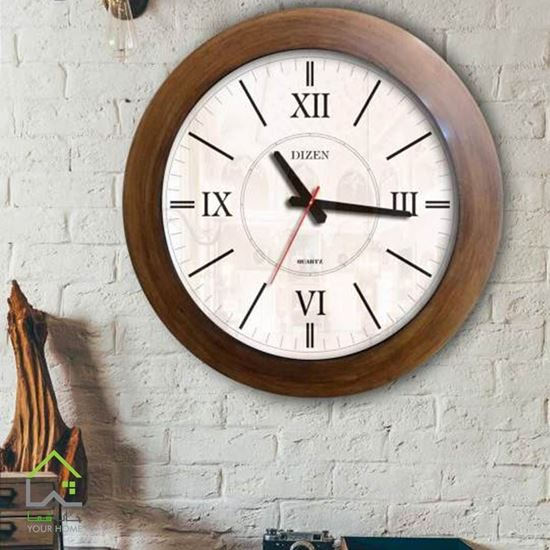 تصویر ساعت دیواری دیزن مدل H2W-70