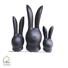 ست مجسمه خرگوش