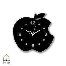 ساعت دیواری طرح سیب