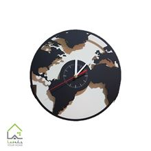 ساعت دیواری جهان نما