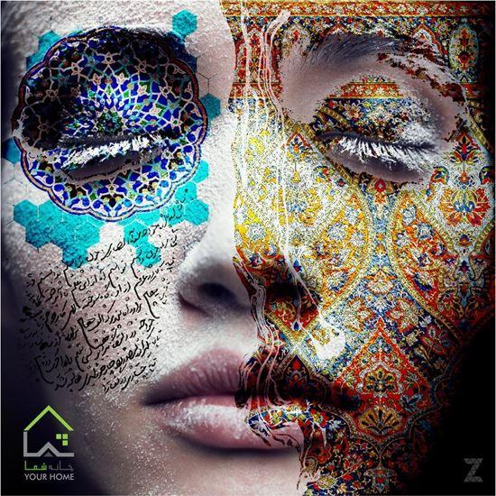 تابلو دیجیتال آرت طرح رویا
