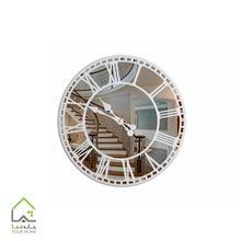 ساعت آینه ای