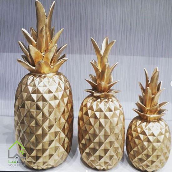 ست مجسمه آناناس
