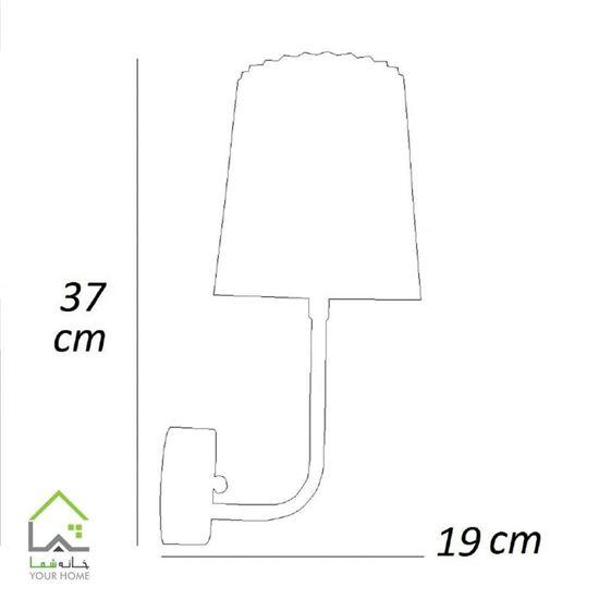 چراغ دیواری مجیک CLW