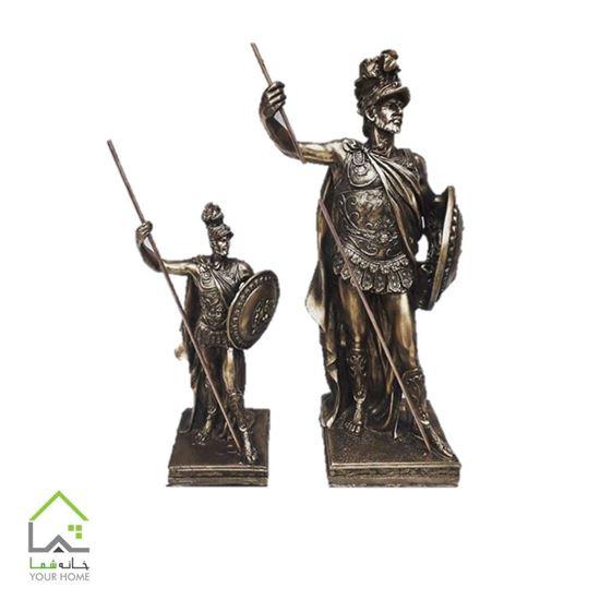 مجسمه سرباز رومی
