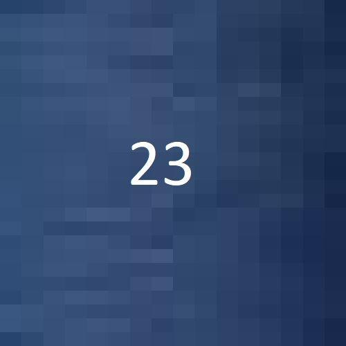 کد 23