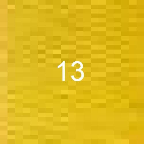 کد 13