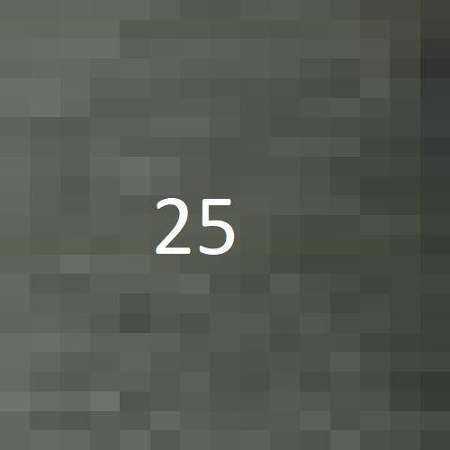 کد 25