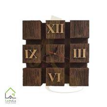 ساعت دیواری چوبی CL101