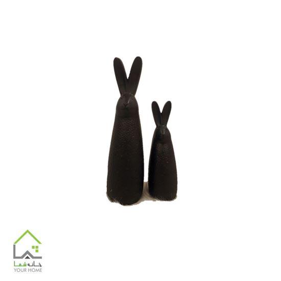 مجسمه خرگوش وی