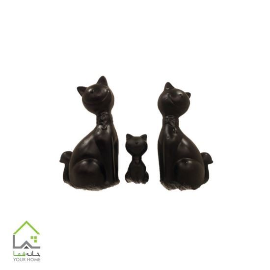 مجسمه گربه آریستو