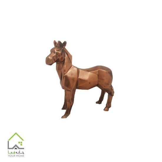 مجسمه اسب گرافیکی