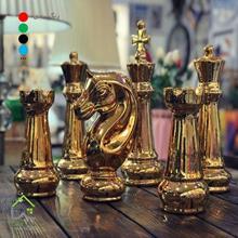 ست مهره شطرنج سرامیکی