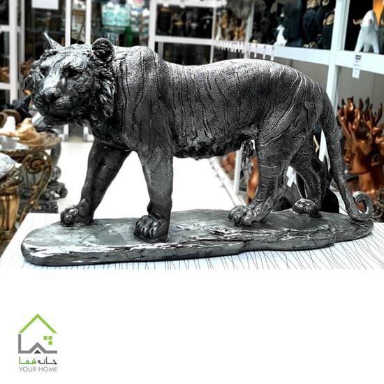 مجسمه ببر مازندران