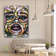 تابلوی سنگال