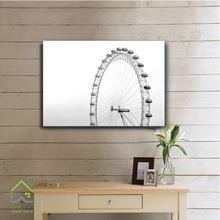 تابلوی زیبای چرخ و فلک