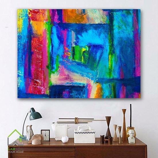 تتابلو شاسی طرح گالری نقاشی هنر