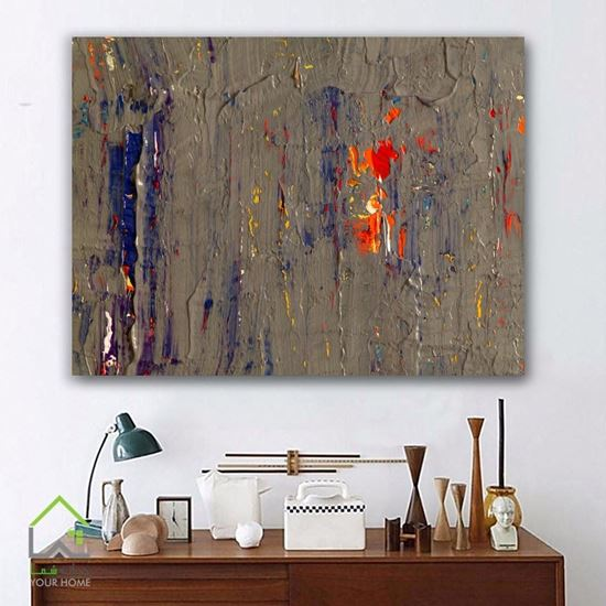 تابلو شاسی طرح گالری نقاشی سلنا