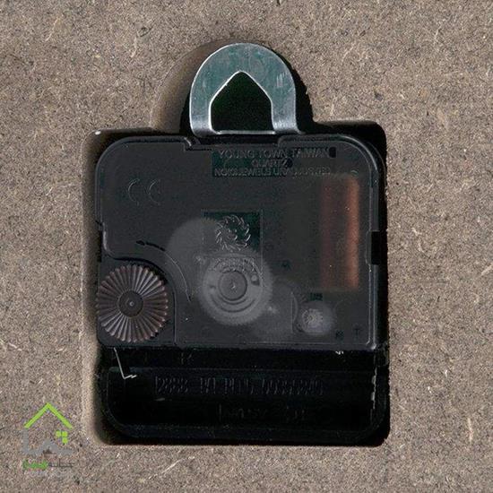 موتور ساعت دیواری آینهای