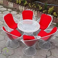 صندلی باغی بامبو