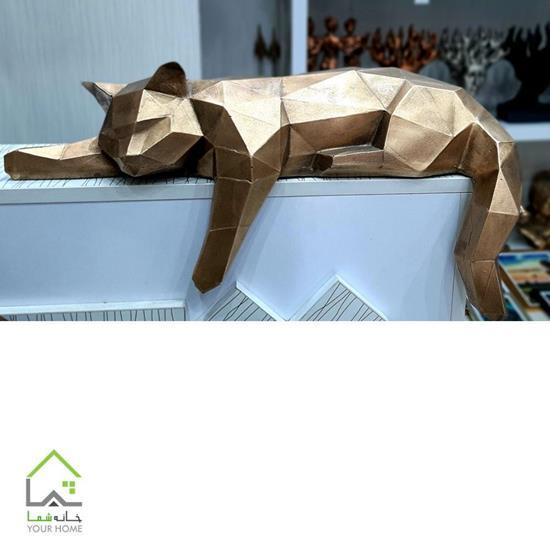 مجسمه خاص گربه