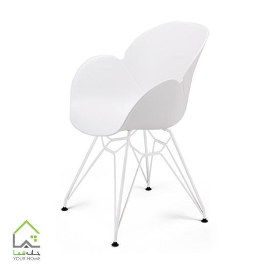 صندلی پایه ایفلی صدف