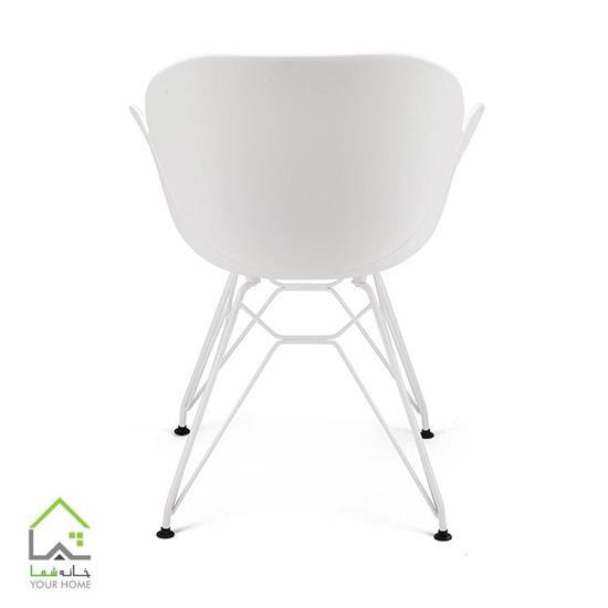 صندلی پایه صدف