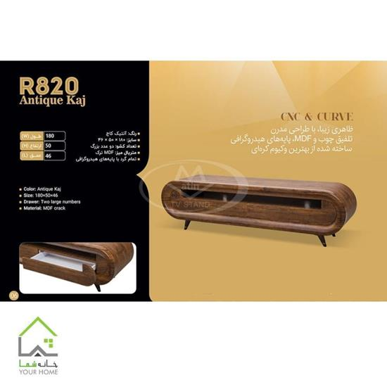 مشخصات فنی R820