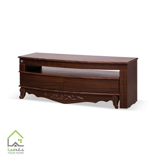 میز تلویزیون چوبی شیک