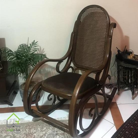 صندلی راک مکانیکی