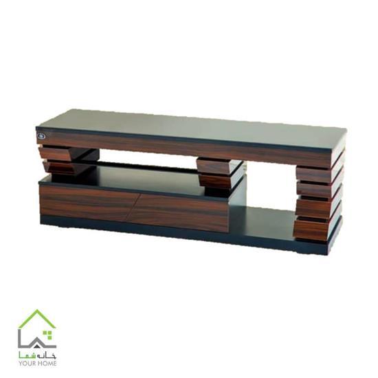 میز تلویزیون قفسهای