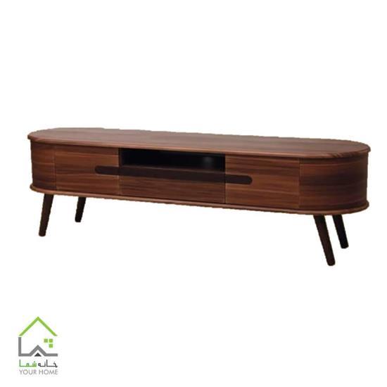 میز تلویزیون چوبی مدل فرانسوی