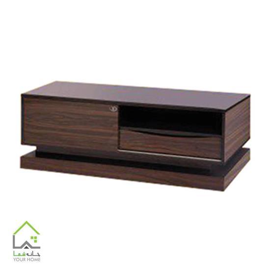 میز تلویزیون چوبی مینیمال