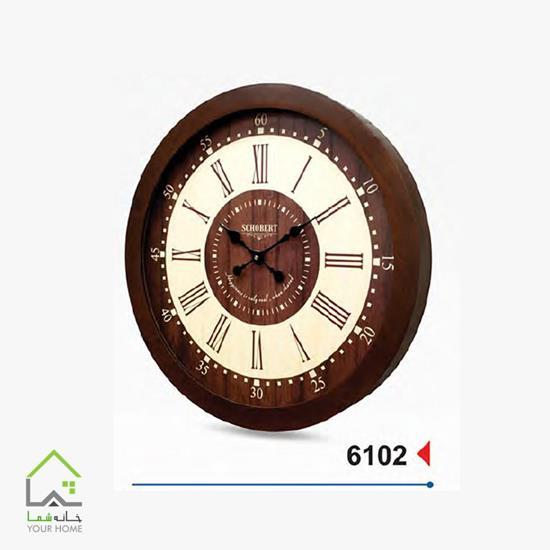 ساعت دیواری 6102