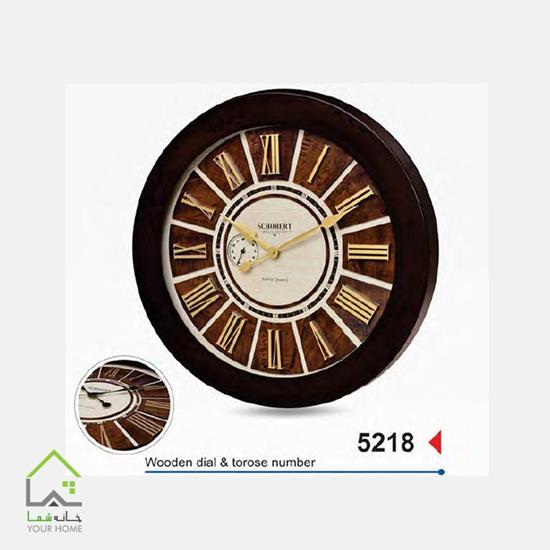 ساعت دیواری 5218
