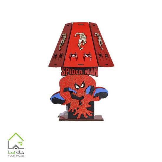 چراغ مرد عنکبوتی قرمز