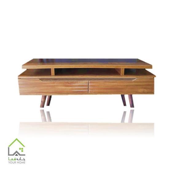 میز تلویزیون چوبی تمام آنتیک