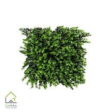 تصویر دیوار سبز مدل پونه