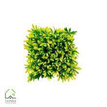 تصویر دیوار سبز مصنوعی مدل آناناسی