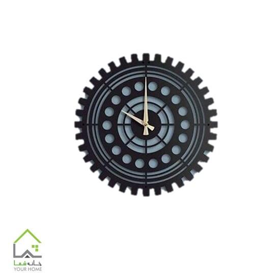 تصویر ساعت دیواری پلکسی ضخامت سه میل