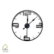 تصویر ساعت دیواری پلکسی کلاسیک