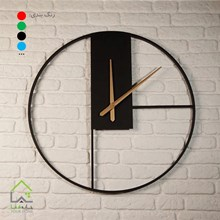 ساعت دیواری مدل لورا