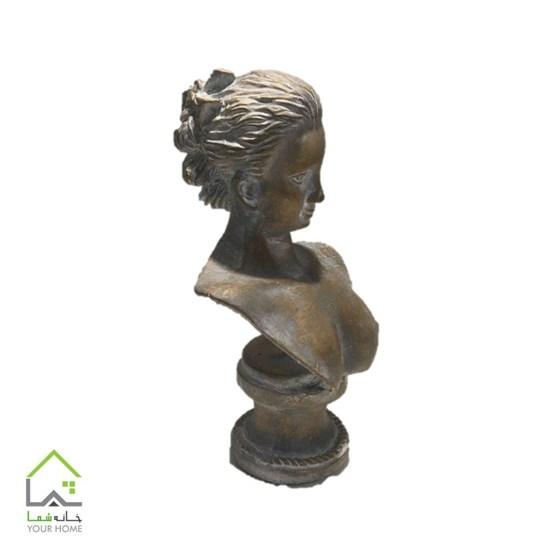 مجسمه سردیس زن رومی